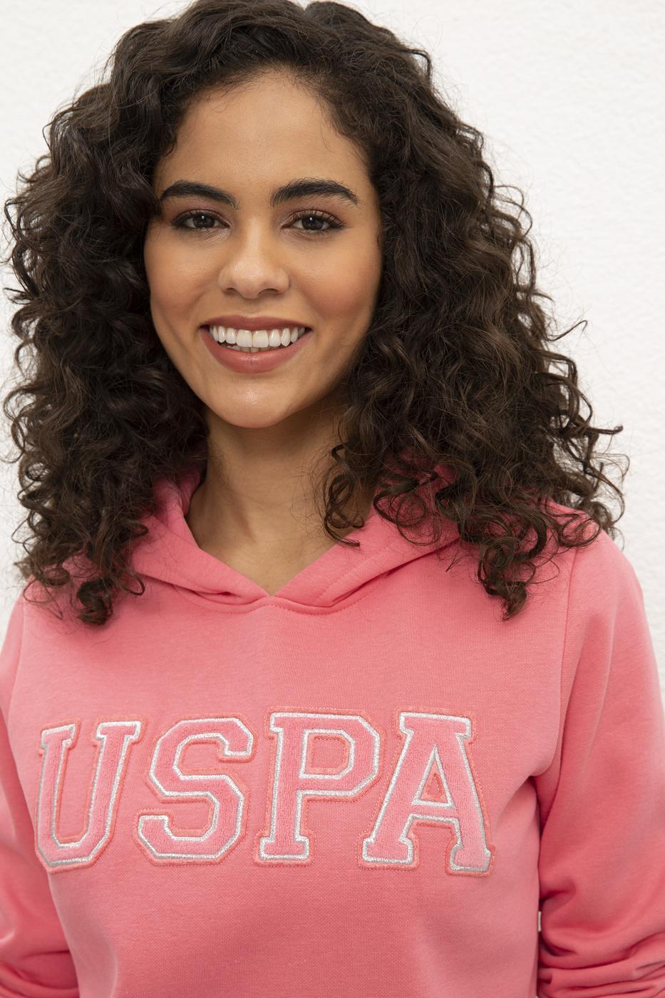 Pembe Sweatshirt Basic