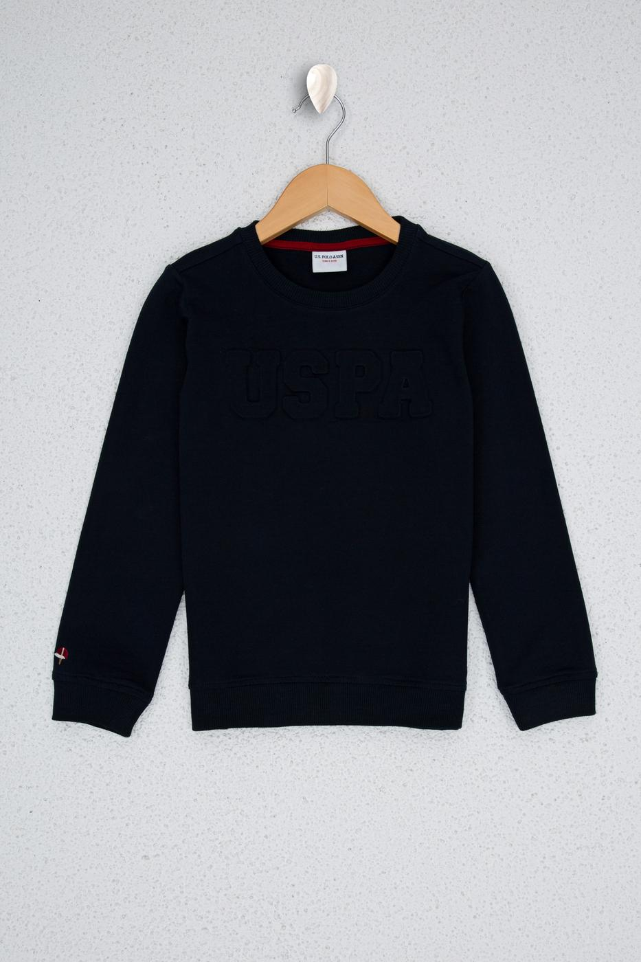 Lacivert Sweatshirt Basic