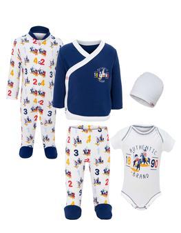 Erkek Bebek Örme Takım