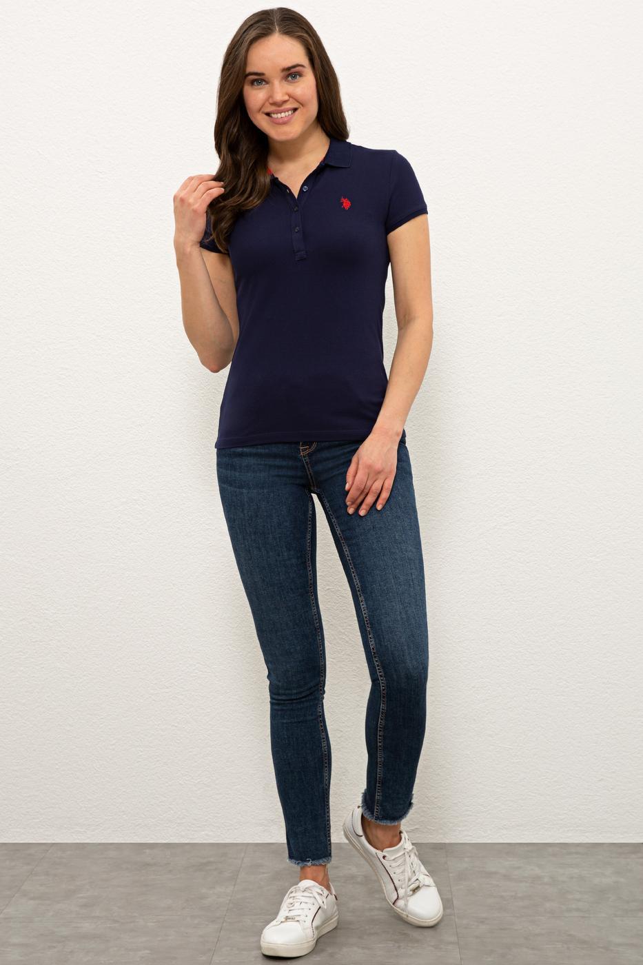 Lacivert T-Shirt Basic