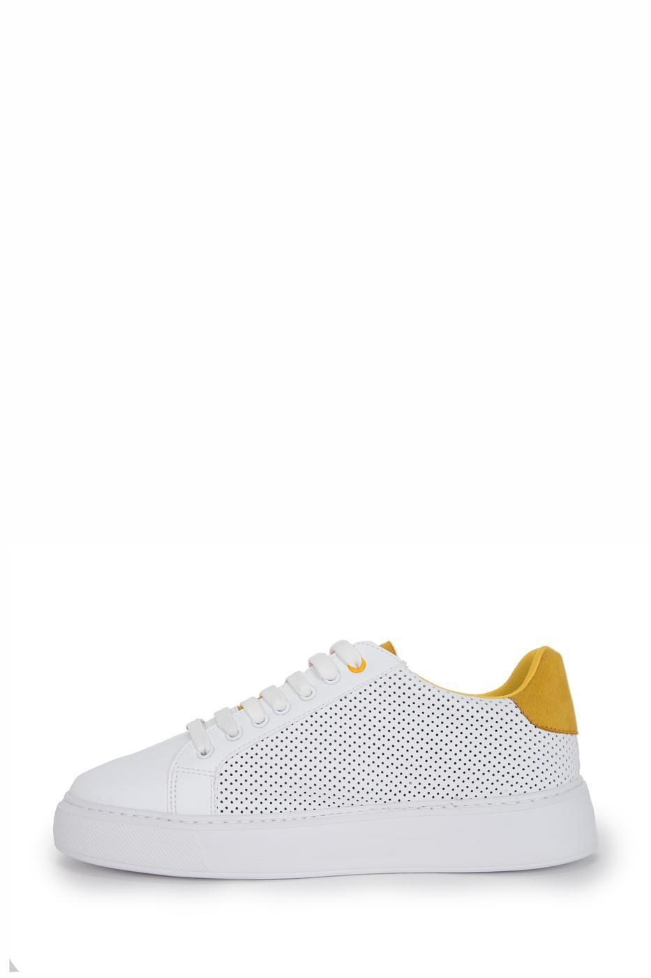 Sarı Ayakkabı